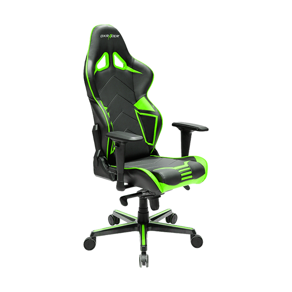 DXRacer Racing OH/RV131/NE Black/Green фото