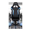 DXRacer Racing OH/RW288/NBW Black/Blue/White