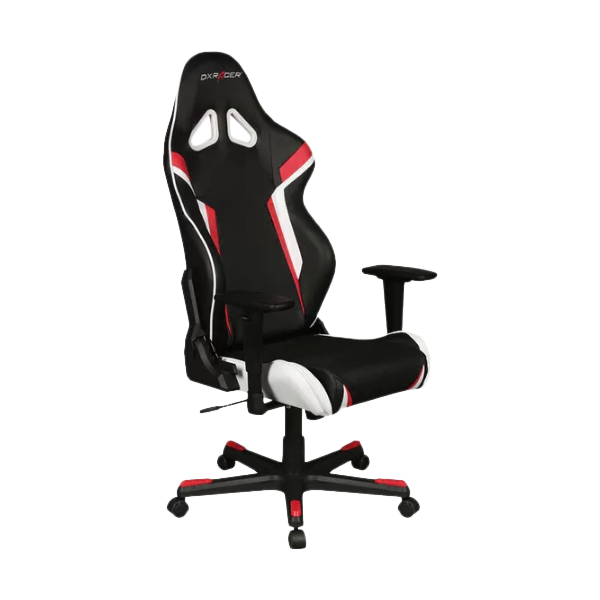 DXRacer Racing OH/RW288/NRW Black/Red/White фото