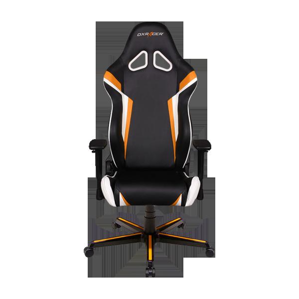 DXRacer Racing OH/RZ288/NOW Black/Orange/White фото