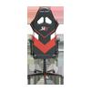 DXRacer Racing OH/RZ81/NWR Black/White/Red M19 Team описание