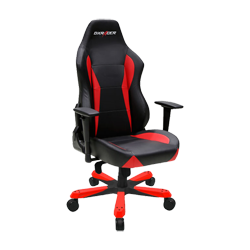 DXRacer Work OH/WY0/NR Black/Red