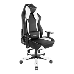 DXRacer Work OH/WY0/NW Black/White
